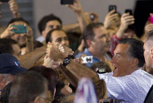 Reumütiger Romney rudert zurück.