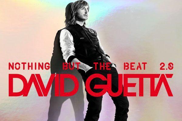 David Guetta präsentiert brandneue Tracks.