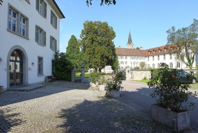 Jahrelang Hort von Qualen: Das Kloster Mehrerau.