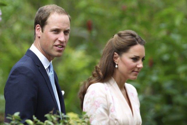 William und Kate sidn betrübt über Oben-Ohne-Fotos.