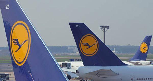 Auch am Samstag wirkt sich der Lufthansa-Streik auf Flüge aus.