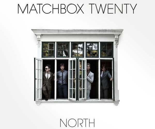 "Matchbox Twenty mit neuem Album ""North""."