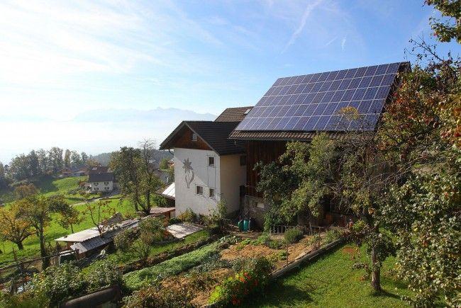 Bisher konnten lediglich rund 290 Photovoltaik-Anlagen gefördert werden.