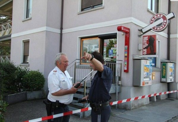 Angeklagte hatte die nach dem Überfall in Frastanz fahndende Polizei angelogen.