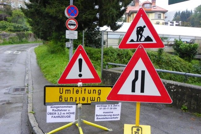 Sperre Amtstorstraße