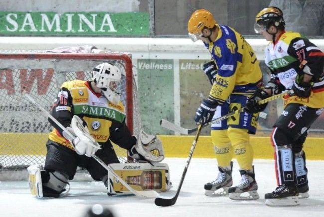 Goalie Lundin steht bei der VEU Feldkirch nicht mehr zwischen den Pfosten