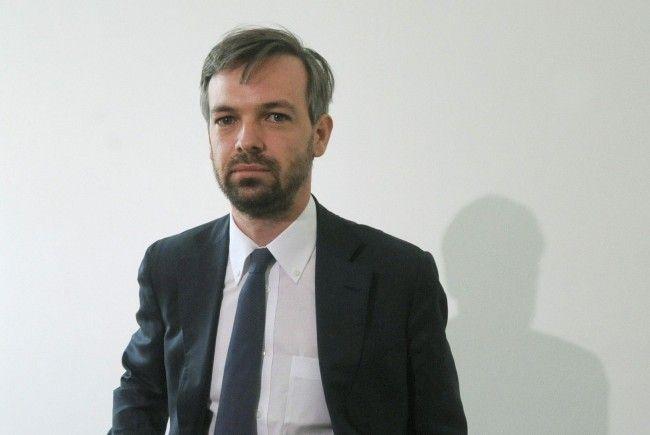 Der Europaabgeordnete Martin Ehrenhauser.