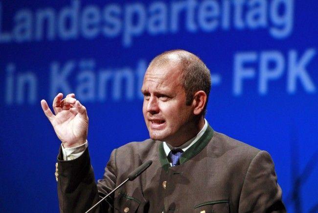 FPK-Chef Kurt Scheuch