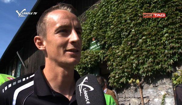 Altach-Stürmer Hannes Aigner brennt auf das Derby gegen Lustenau