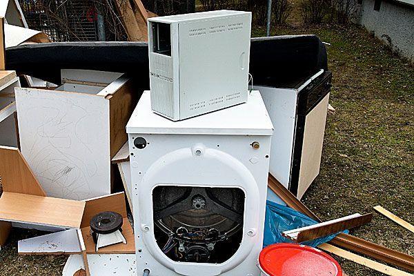 Wenn Waschmaschine, PC und Co. den Geist aufgeben, könnte Berechnung dahinterstecken