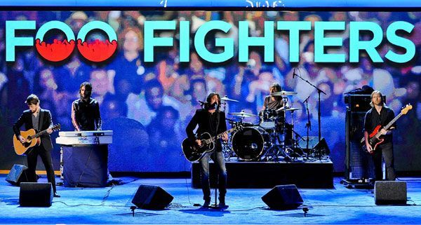 Die Foo Fighters trennen sich