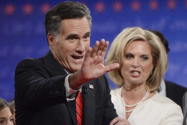 Der Republikanische Präsidentschaftskandidat Mitt Romney.
