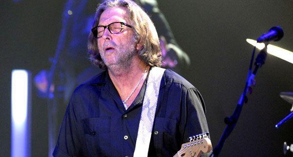 Eric Clapton gastiert 2013 in Wiener Stadthalle