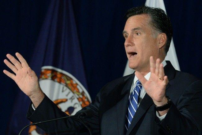 """Drehbuchautor zu Romney: """"Bitte denken Sie sich einen eigenen Wahlkampfslogan aus."""""""