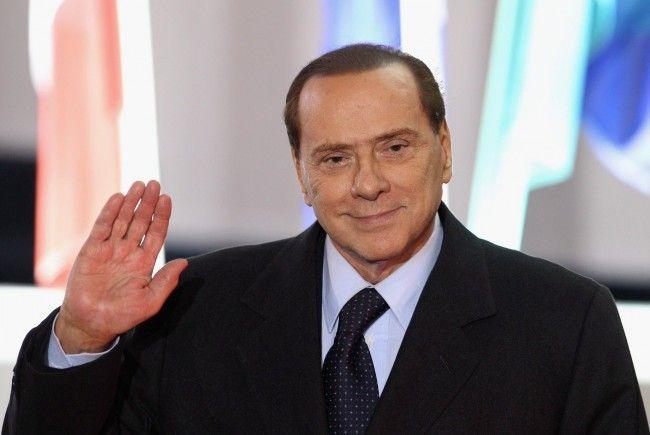 Italiens Ex-Premier und Langzeitpolitiker Silvio Berlusconi.