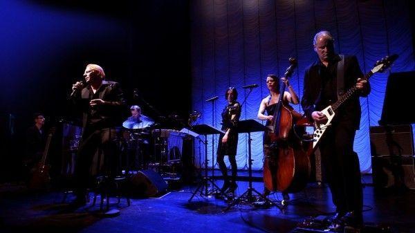 Ben Becker begeisterte das Publikum im Wiener Konzerthaus.