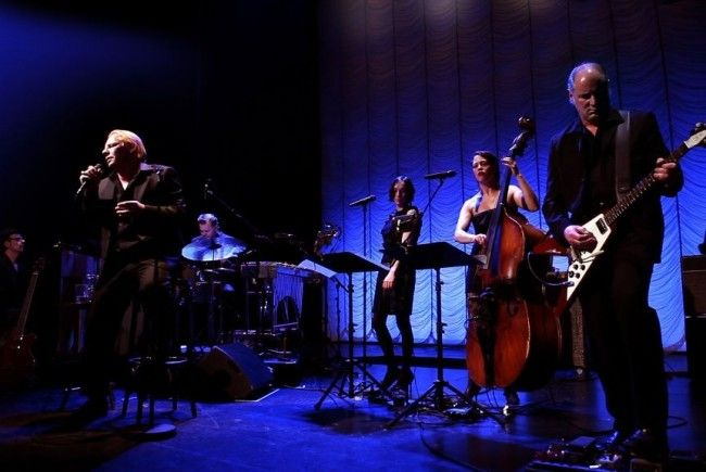 Ben Becker lädt zum Abend der Emotionen ins Wiener Konzerthaus.