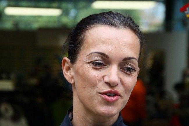 Topläuferin Sandra Urach befindet sich in der Form ihres Lebens.