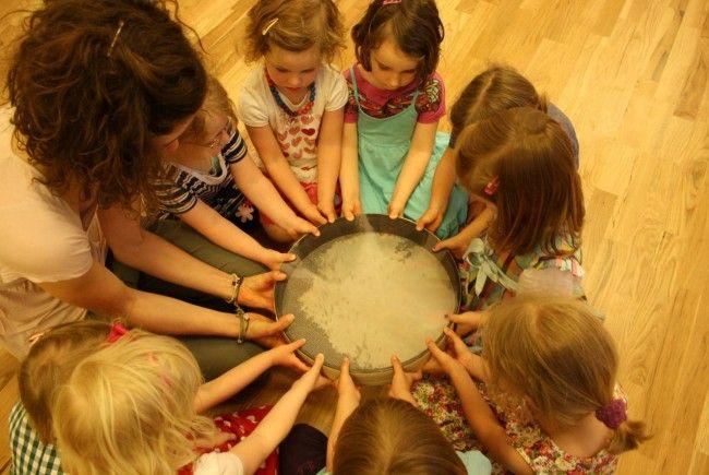 Taktillo – die Rhythmikspielgruppe