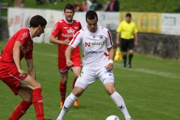Christian Streitler hofft mit RW Rankweil zu Hause gegen FC Wolfurt zu gewinnen und sich zu revanchieren.