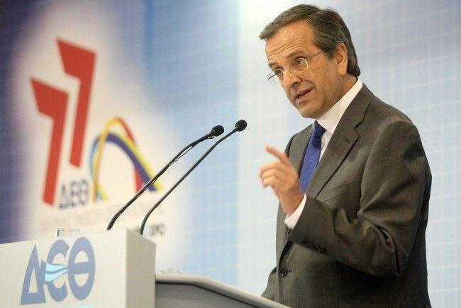 Griechischer Regierungschef fordert erneut mehr Zeit, aber nicht mehr Hilfskredite.