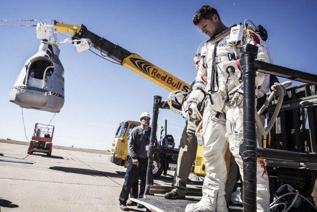 Red Bull Stratos - Medial ein voller Erfolg trotz missglücktem ersten Versuch.