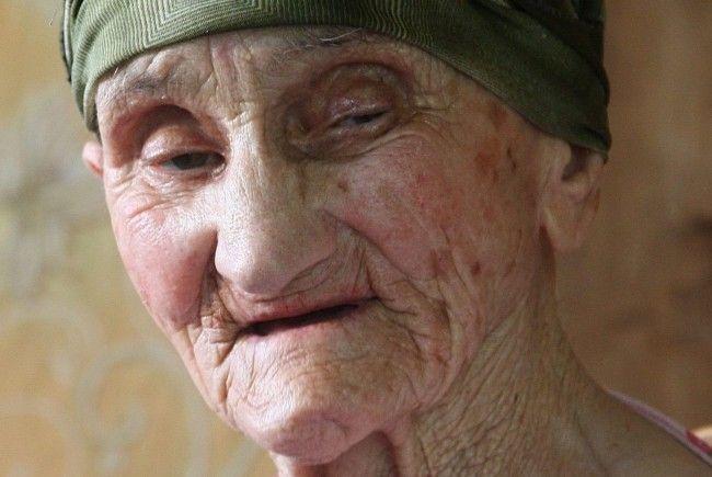 Die Georgierin wurde am 8.Juli 1880 geboren