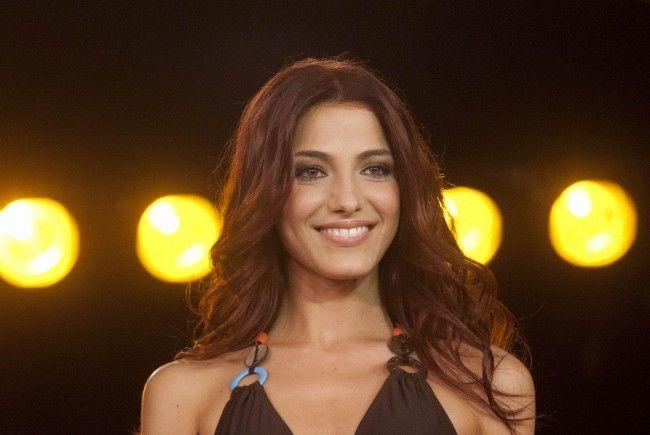 Amina Dagi holte sich in Vorarlberg den Vizemiss-Titel und später den Titel der Miss Austria.