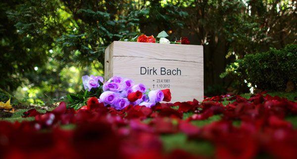 Bereits am Sonntag fand die Trauerfeier für den verstorbenen Schauspieler in Köln statt.