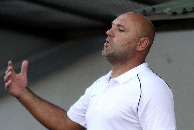 Feldkirch-Neocoach Ferdl Heinisch gibt gegen Schlusslicht Meiningen sein Debüt auf der Bank.