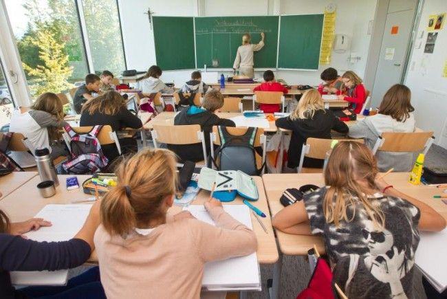 Orientierungsarbeiten an den Vorarlberger Mittelschulen