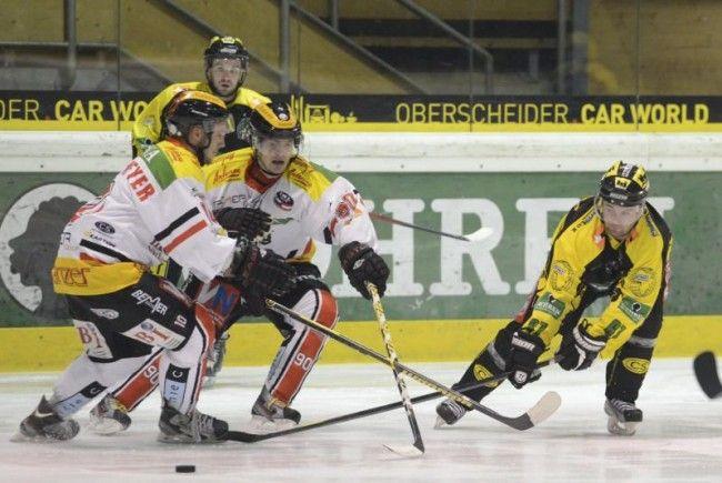 VEU Feldkirch trifft im ersten Saisonderby zu Hause auf den EHC Bregenzerwald.