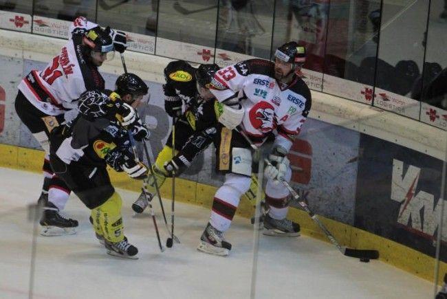 Der EC Dornbirn verstärkt sich ab sofort mit Matt Keith in der Offensive.