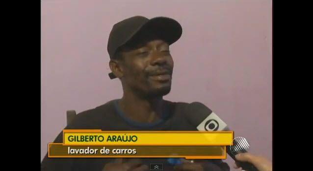 Seine Familie hatte Gilberto Araujo mit einem anderen Mann verwechselt hatte, der ihm sehr ähnlich sah.
