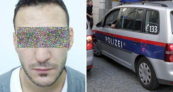 Der Mann hatte in NÖ und Wien mehrere Überfälle begangen.