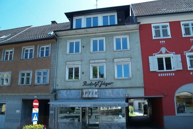 Marktstraße 14: Stadt Hohenems sucht neue Partner oder verwirklicht das Projekt selbst.