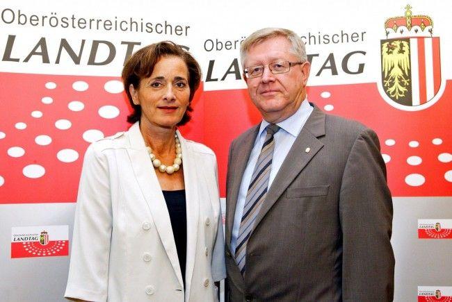 Vergangenen Juli übernahm LTP Mennel von LTP Bernhofer (OÖ) den Vorsitz in der Präsidentenkonferenz.
