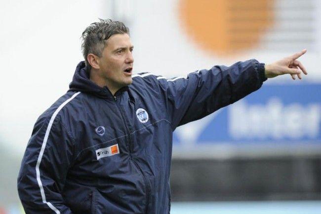 Markus Mader übernimmt vorerst bis zur Winterpause den Landesligaklub Zima FC Langenegg.