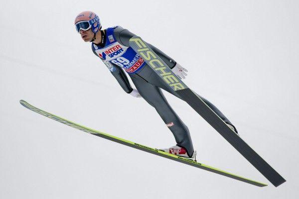 heute skispringen
