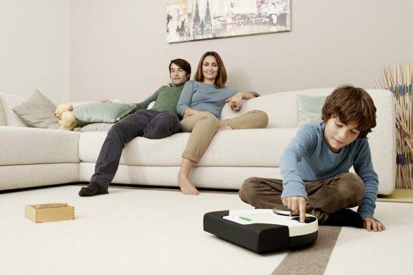 immer frisch gesaugt mit dem saugroboter testsieger. Black Bedroom Furniture Sets. Home Design Ideas