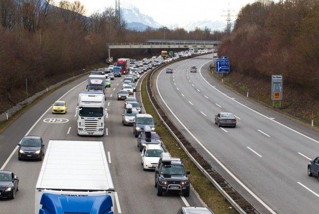 """Die neuen Live-Cams auf VOL.at: Die A14 immer im Blick und """"Staustehen"""" vermeiden"""