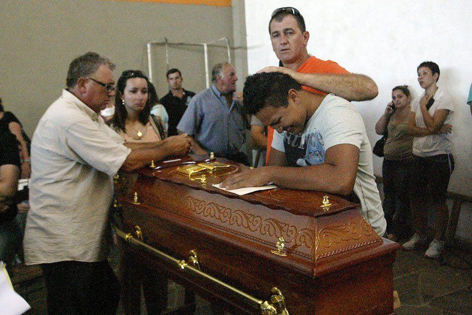 Discobrand in Brasilien: Über 200 Tote