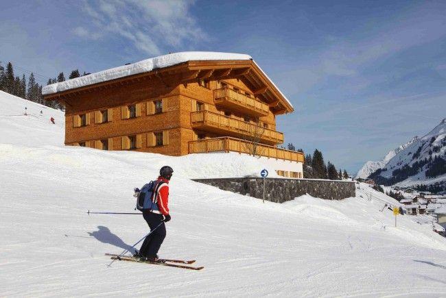 teuerstes skihotel der welt steht in lech lech vol at. Black Bedroom Furniture Sets. Home Design Ideas