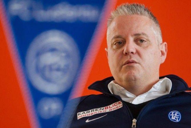 Der Deutsche Michael Volgger ist als FC Lustenau Geschäftsführer zurückgetreten.