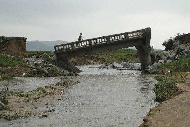Nordkorea: Hungerland mit Atomraketen.