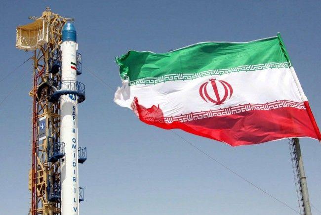 Der Iran betreibt ein engagiertes Raketen- und Raumfahrtprogramm.
