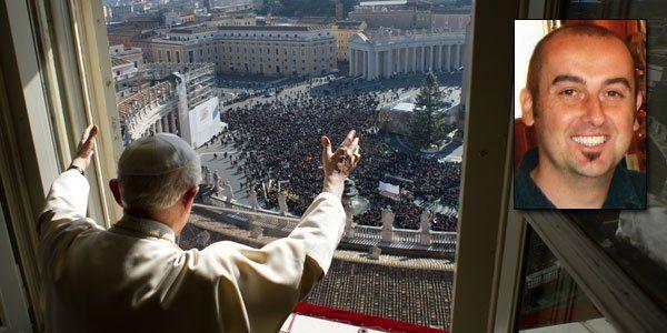 """Johannes Chemelli: """"Der Nachfolger von Benedikt XVI. soll den Zölibat aufheben."""""""
