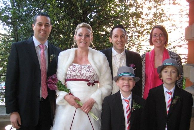 Adrienne Hilscher und Klaus Lingenhöle haben geheiratet.