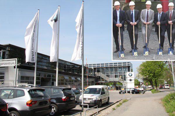 autohaus unterberger investiert 2 2 millionen euro am standort dornbirn vol at. Black Bedroom Furniture Sets. Home Design Ideas