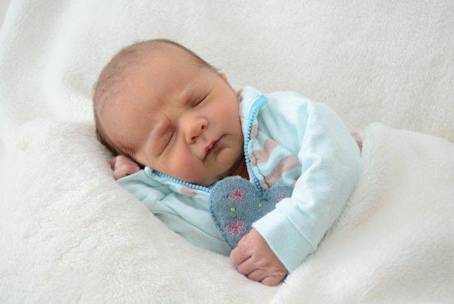 Geburt von Elia Greber am 25. Juni 2013